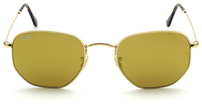 Image Unavailable. Image not available for. Color  Ray-Ban RB3548N HEXAGONAL  FLAT LENSES ... d8e274f83cc0