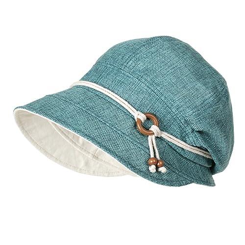 Lady traspiranti cappelli/Sole estivo allaperto cappello/Moda cappelli da sole di guida