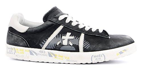 f0e4b7e3ef PREMIATA | Sneaker Andy 3095 da Uomo Nero | Pre_Andy_3095: Amazon.it ...