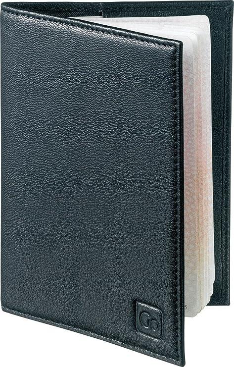 Happy Star Prot/ège-passeport Noir Noir 1 passport cover