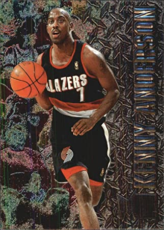 1996-97 Metal  206 Kenny Anderson at Amazon s Sports Collectibles Store 766940b7c