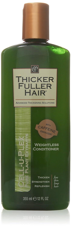 Thicker Fuller Hair Weightless Conditioner Cell-U-Plex, 12 Ounce