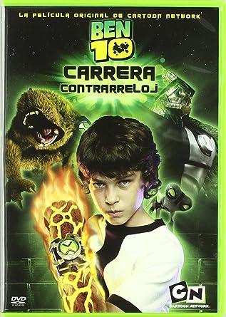 Ben 10- Carrera contrarreloj [DVD]: Amazon.es: Graham