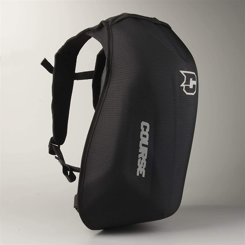 Zaino da motociclista Alta capacit/à Impermeabile Back Pack Borsa ATpart Zaino da Moto Nero Borsa da Viaggio per Laptop