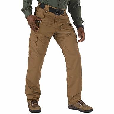 280efd3a4e2a9 5.11 Tactical Series Men's Taclite Pro Pants, Battle Brown, 28-Waist/32