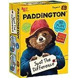 """UNIVERSITY GAMES BOX-01240 Mini """"Paddington Spot The Difference"""" Game"""