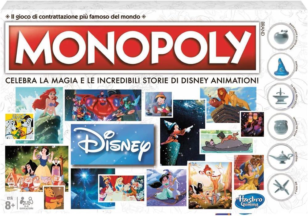 Hasbro Gaming Monopoly Disney: Amazon.es: Juguetes y juegos