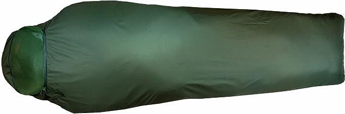Highlander Hawk - Saco de vivac, color verde: Amazon.es: Deportes y aire libre