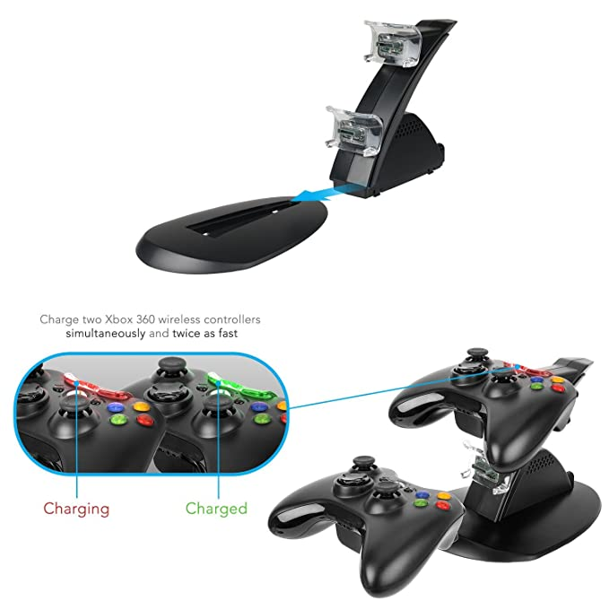 Buy PDP Xbox 360 Microsoft Energizer Controller Charger Online At Low Prices In India
