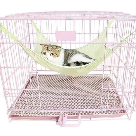 bao Core mascota pequeña Gatos de malla transpirable hamaca cama para mascotas Jaula/silla hamaca