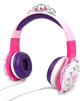 DURAGADGET Divertidos Auriculares De Princesa para Smartphone ...