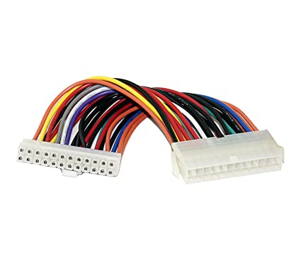 Amazon.in: Buy SMPS 24 Pin Cable, Extension in 0.20M - 24 Pin ATX ...