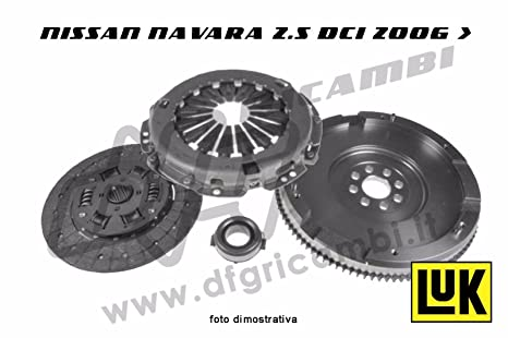 Kit Embrague Volante Luk kv0102 – 415036311 – 626307700