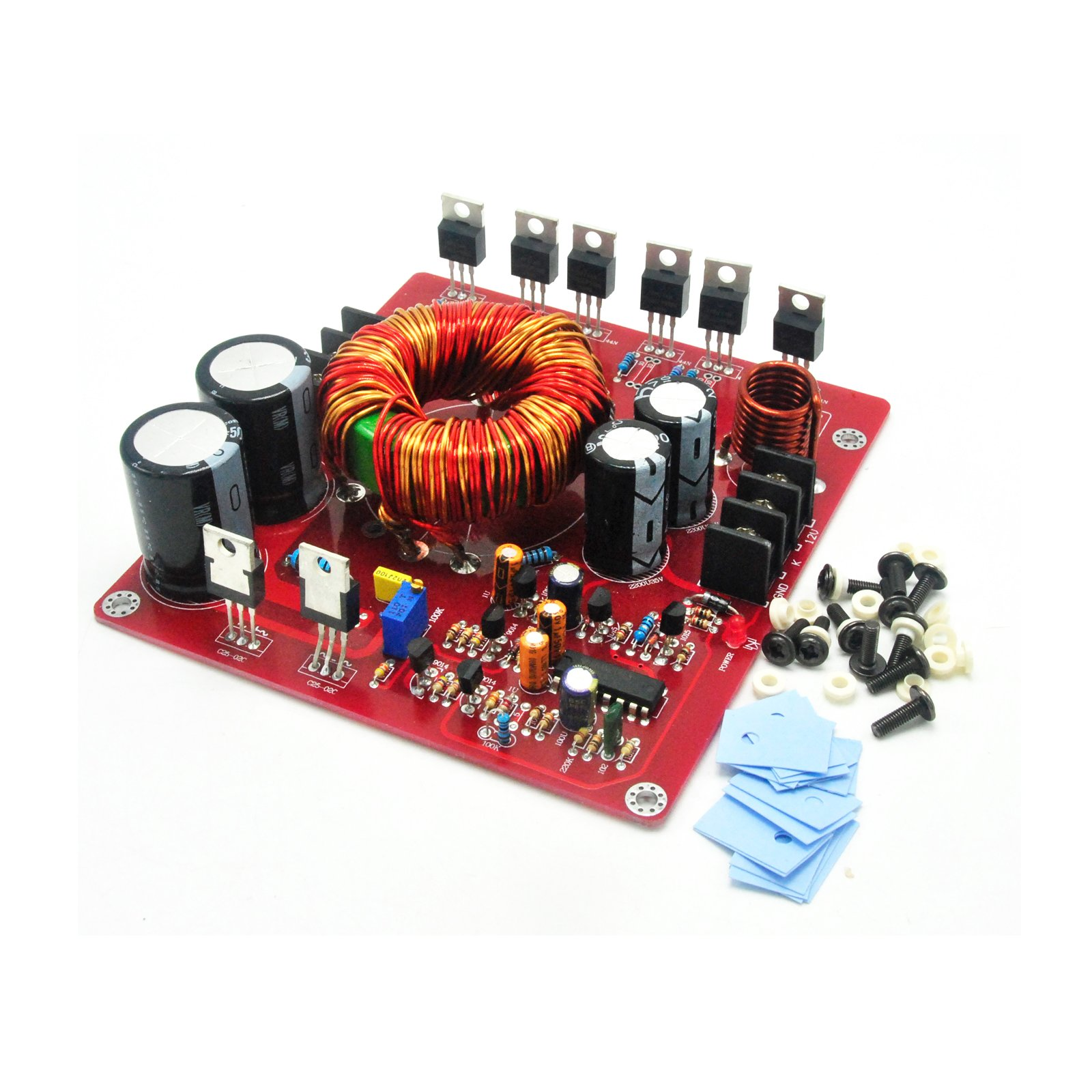 Boost Power Supply Board DC12V To Dual 32V For 350W HiFi Amplifier Car Amp by Jolooyo