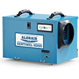 ALORAIR Commercial Dehumidifier 113 Pint, with drain Hose for Crawl Spaces, Basements, Industry Water Damage Unit, Compact, P