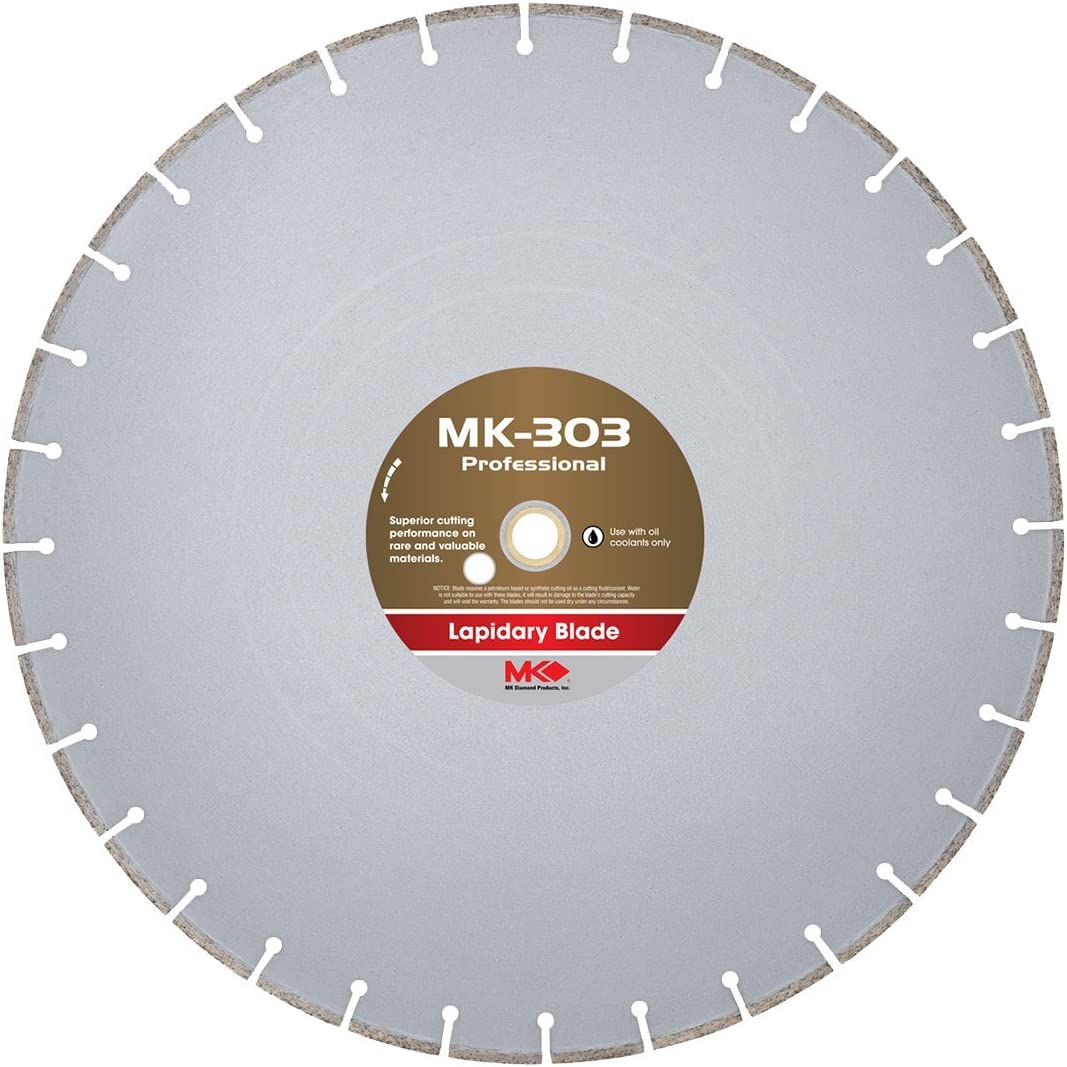 "MK diamond 4/"" Cont Rim Blade"