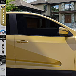 product image for Gila Heat Shield Plus 5% VLT Automotive Window Tint DIY Extra Heat Control Glare Control 2ft x 6.5ft (24in x 78in)