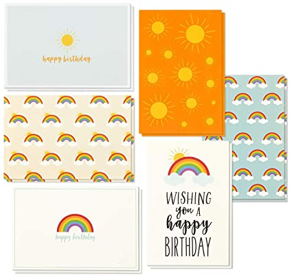 Amazon Birthday Cards Box Set
