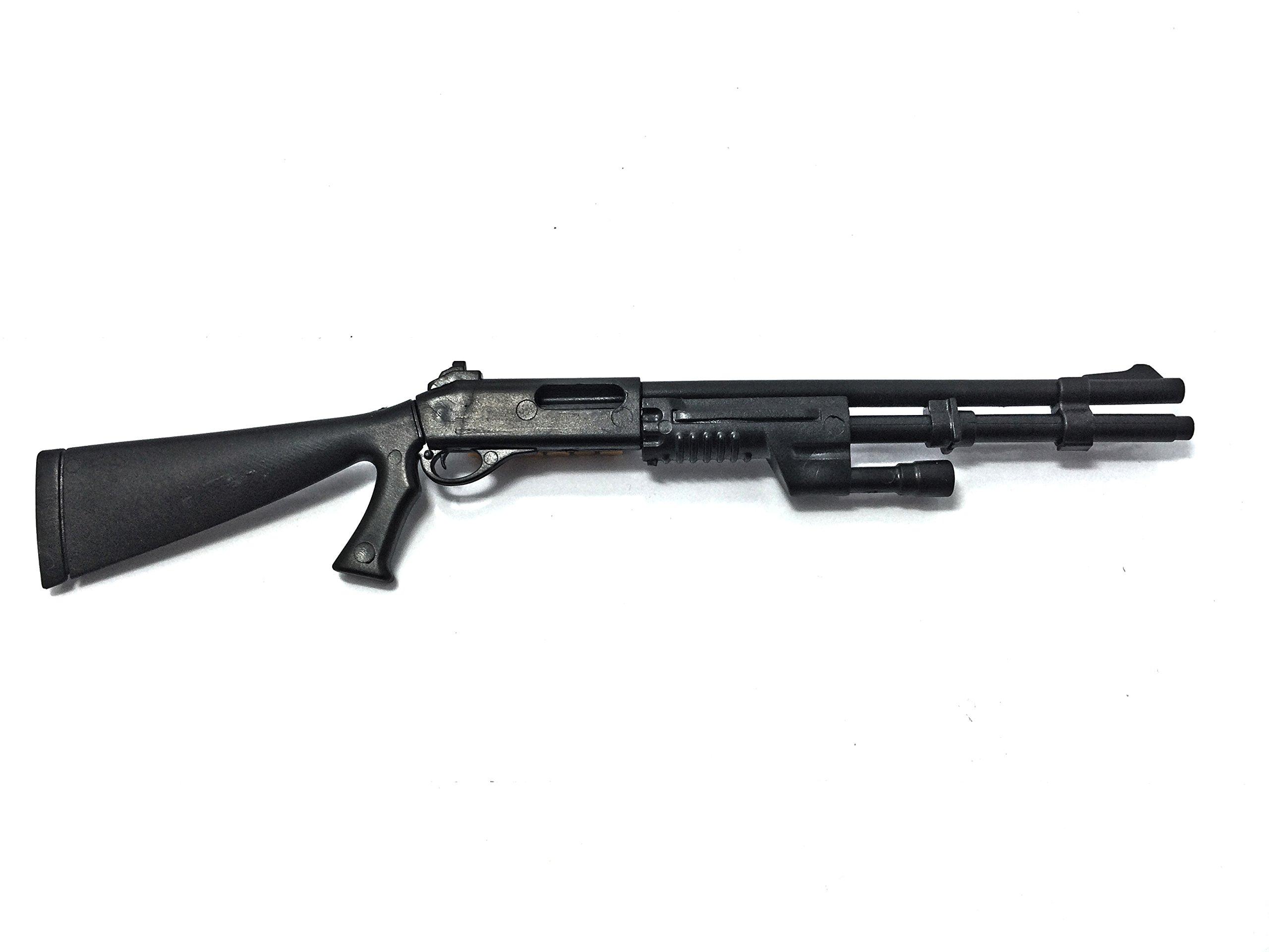 1//6 M1 Super 90 Shot Gun Model Assembling Accessories Weapon For Action Figures