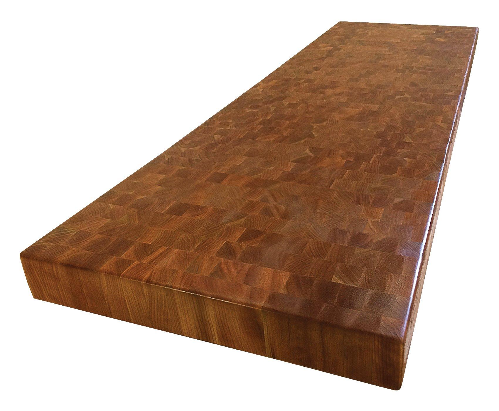 Armani Fine Woodworking End Grain Cherry Butcher Block Countertop