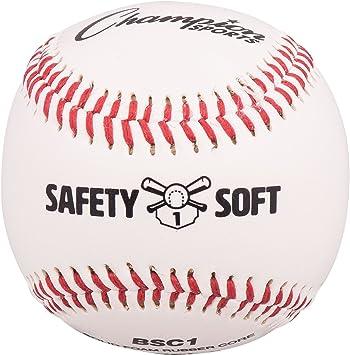 CHAMPION SPORTS - Pelota de béisbol de compresión para niños de 5 ...