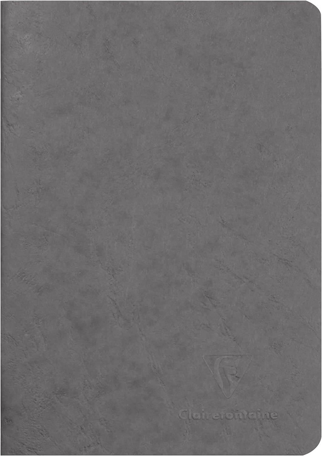 96/Pages Clairefontaine 733105//°C Notebook Internal Smooth Colour Grey
