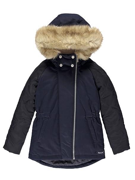 Bench Mixed Fabric Jacket, Abrigo para Niñas: Amazon.es: Ropa y accesorios