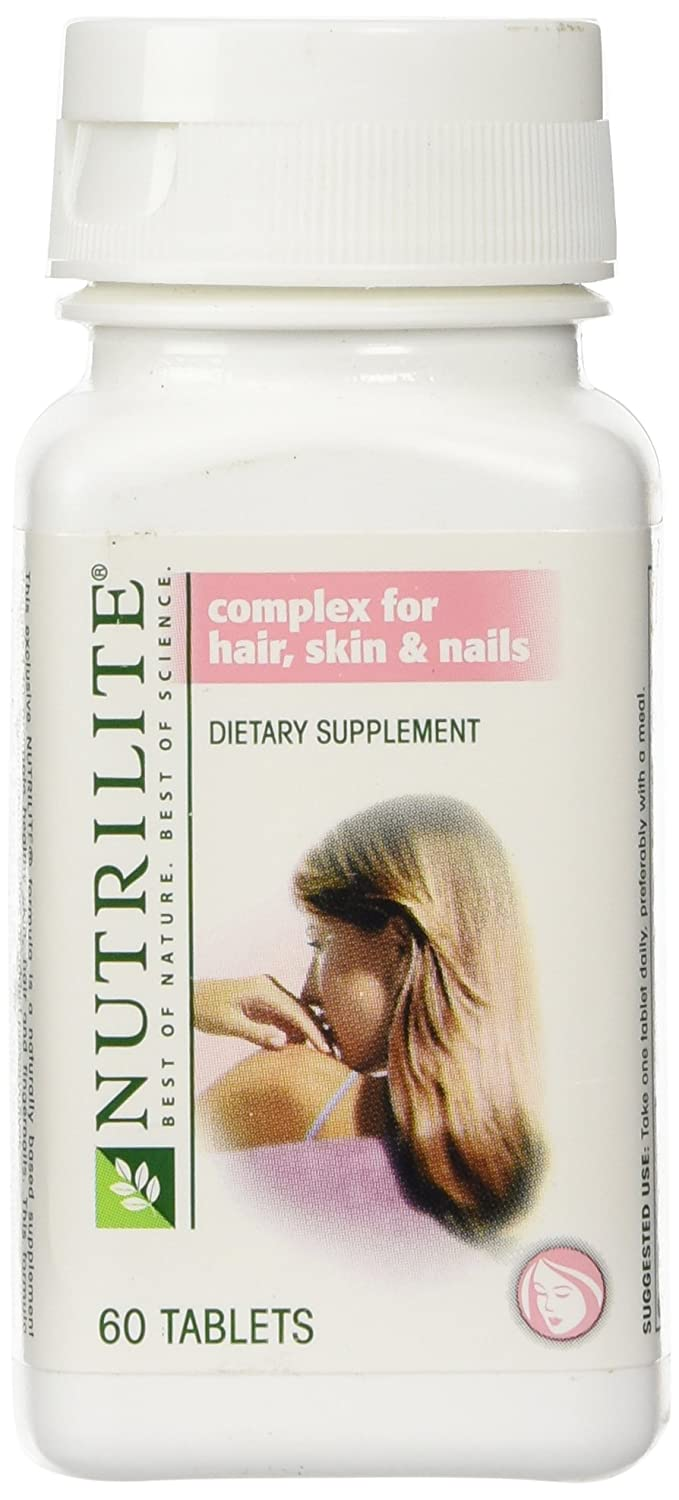 Amazon.com: Nutrilite Hair, Skin & Nail Health: Health & Personal Care