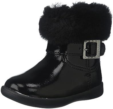 babd0e008ed Ugg Australia Kids T Gemma Boots 1005149T Black 12UK: Amazon.co.uk ...