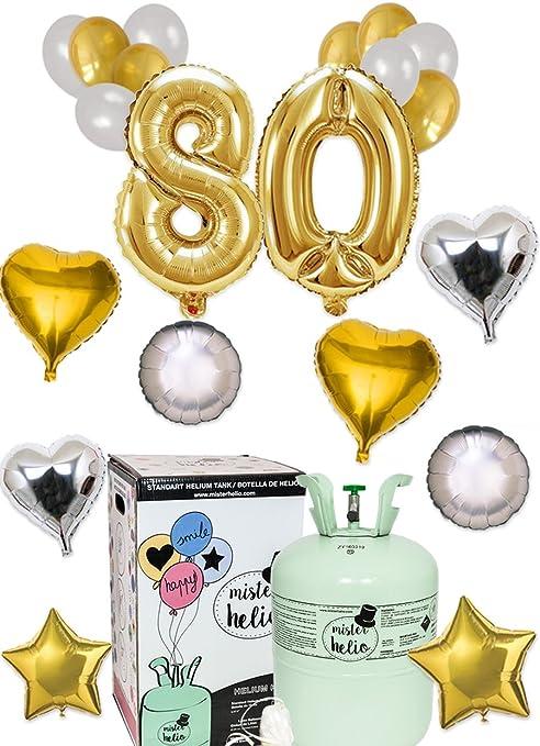 Bombona Helio Mister Helio, y Pack 80 Aniversario. Pasa ...