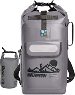 d3f5842b51 Seattle Sports AquaScend Dry Backpack ·  46.54 · IDRYBAG Dry Bag Waterproof  Backpack Floating 20L Roll Top Compression Sack Keeps Gear Dry for Kayaking