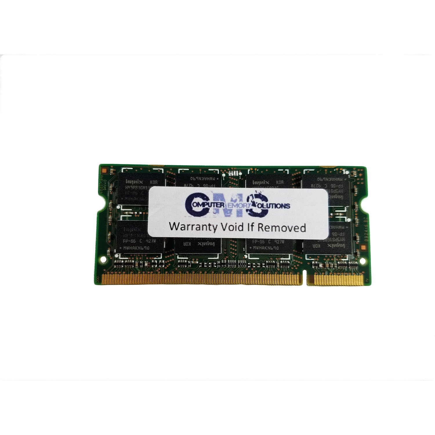 4Gb 1X4Gb Memory Ram Compatible with Hp Business Notebook 6530B, 6530S, 6535B, 6535S, 6730B By CMS (A42)