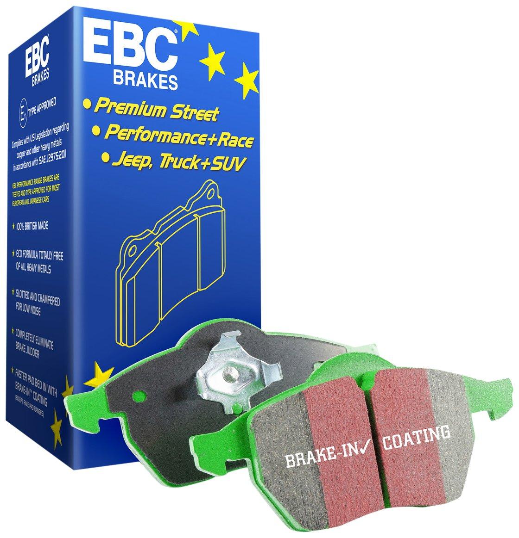 EBC Brakes DP22260 Greenstuff 2000 Series Sport Pad