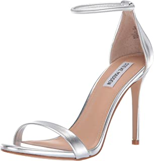 f5864f095f1 Amazon.com | Steve Madden Women's Sidney Heeled Sandal | Shoes