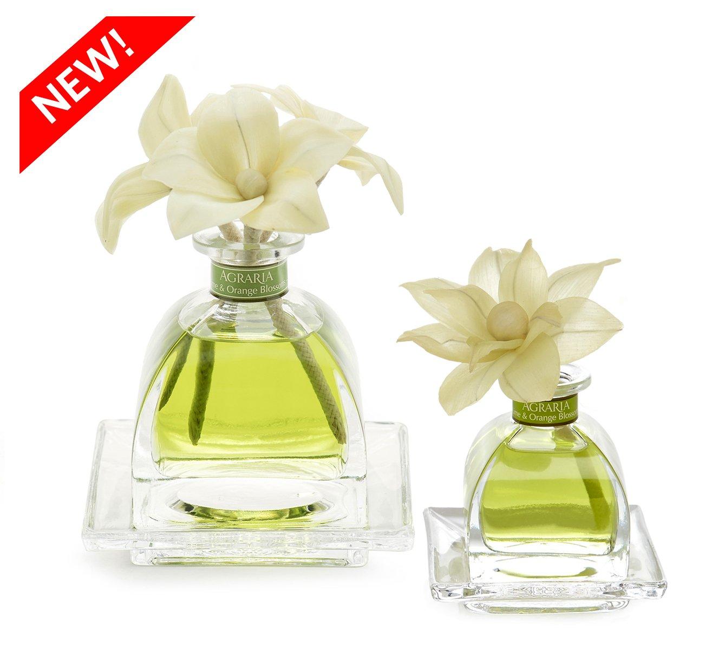 Lime & Orange Blossoms Diffuser Combo
