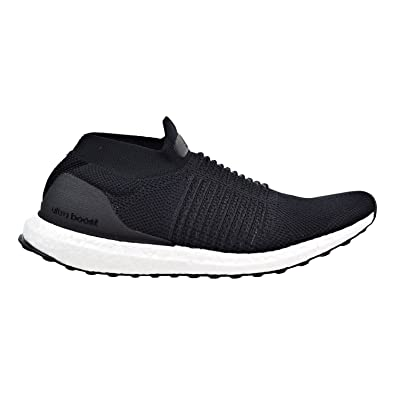 cd5af5bb364 adidas Men s Ultraboost Laceless Running Shoe Black Size 7.5 M US