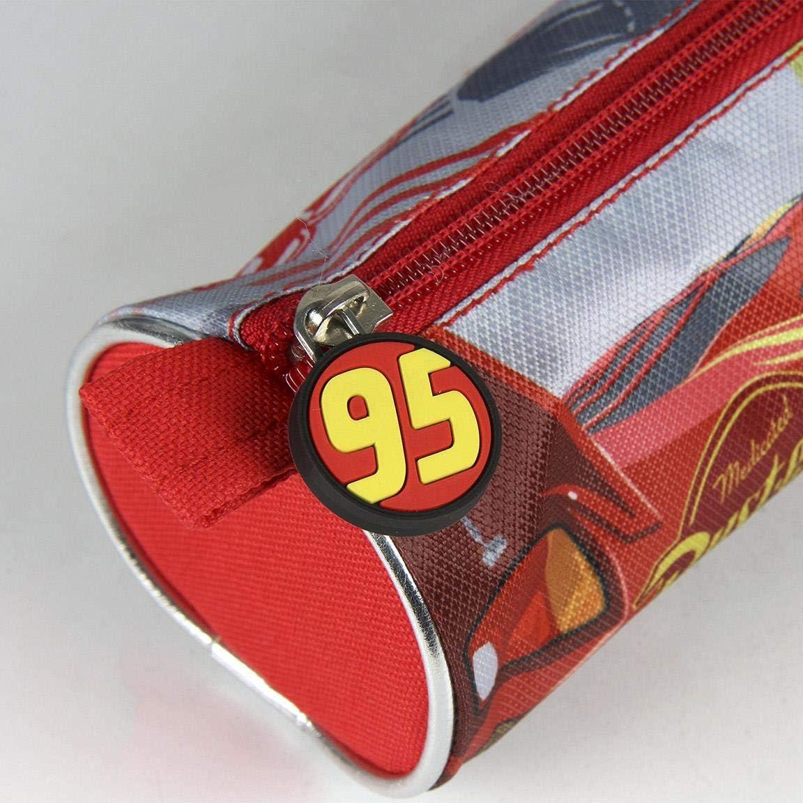 70 cm Cerd/á Cars Trousse de Toilette Rojo Rouge