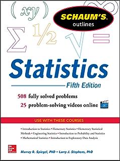 Schaums outline of beginning statistics second edition 2 larry j schaums outline of statistics 5th edition schaums outlines fandeluxe Choice Image