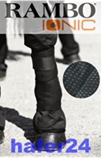 Horseware Rambo Ionic Stable Boots Promotes Circulation Sold as a Pair