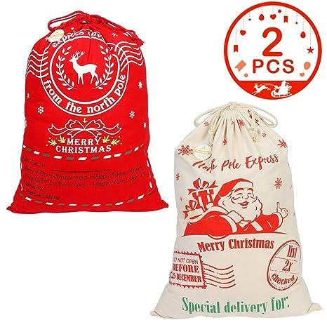 Amazon.com: OurWarm - Bolsas de tela con cordón para niños ...
