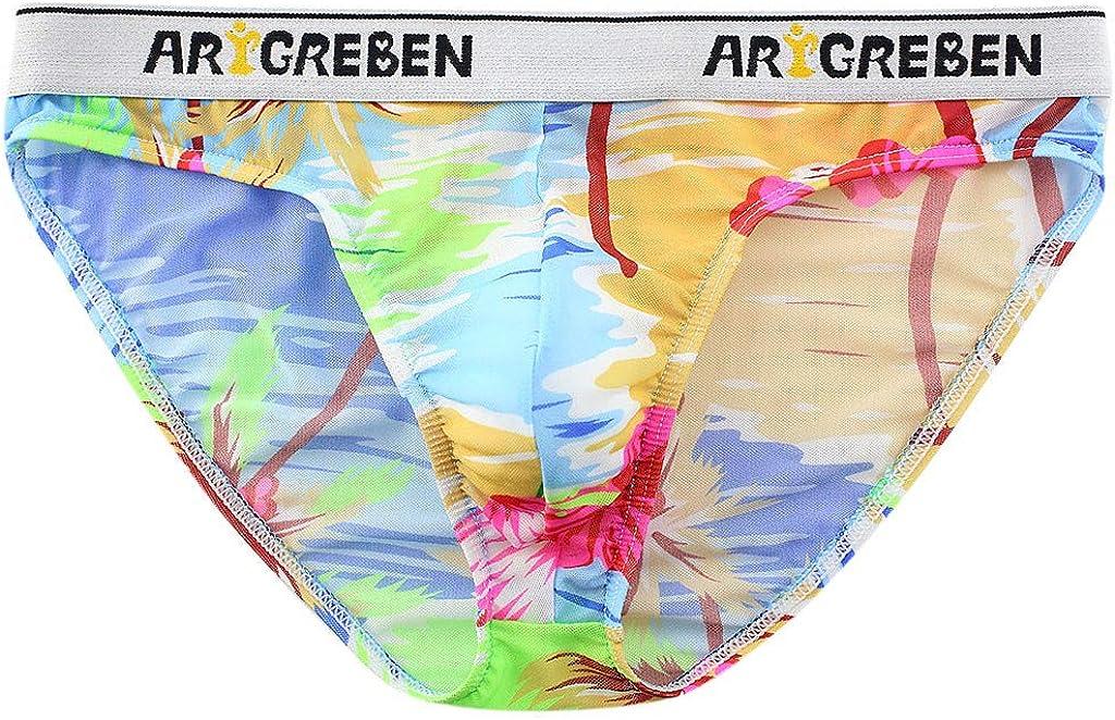Interstate Apparel Mens Pink Ribbon Breast Cancer V393 Blue Mesh Gym Shorts