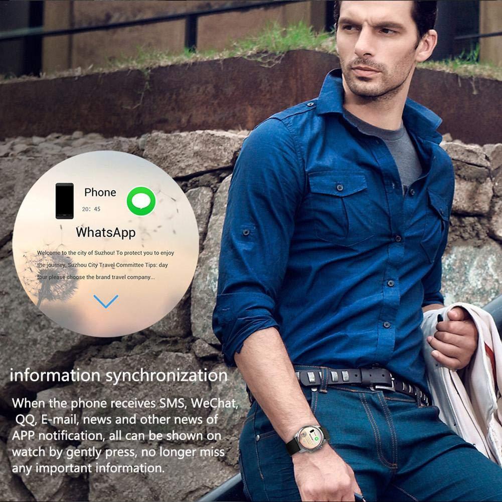 Gereton KINGWEAR KW99 - Reloj Inteligente de 1,39 Pulgadas Android ...