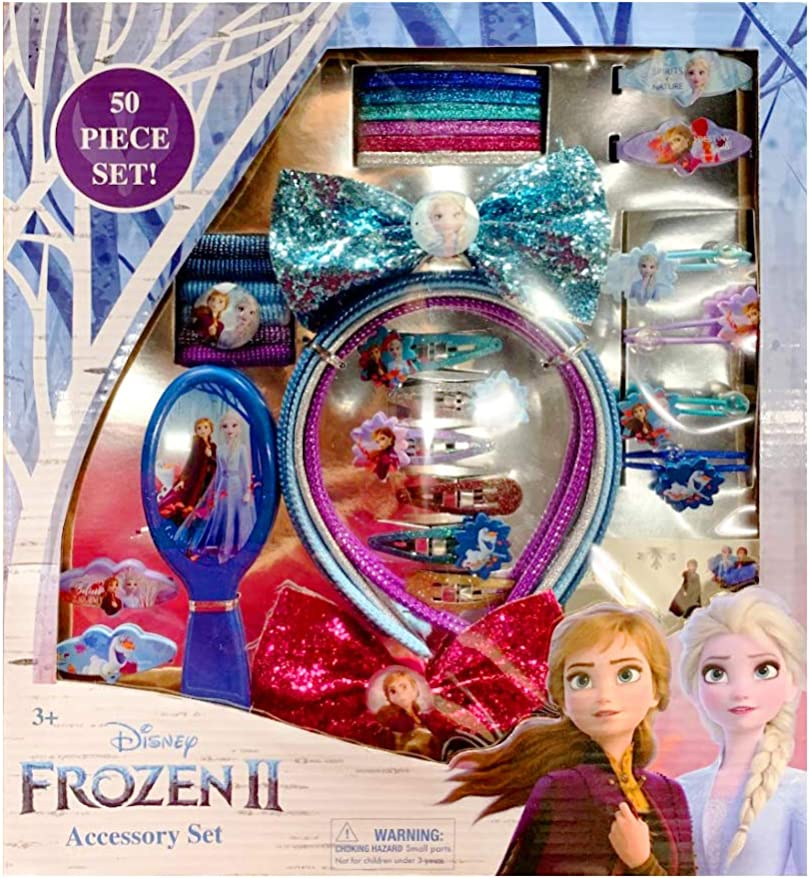 Buckle-Down Frozen Anna//Elsa//Olaf Poses//Scenes Purples Disney Breakaway Plastic Clip Collar Narrow-Large