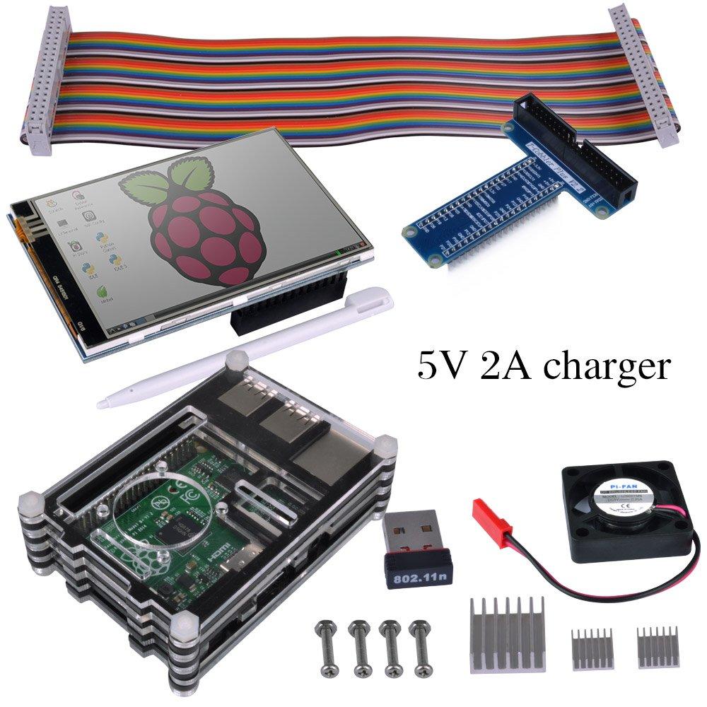 Kit Raspberry Pi 3 2