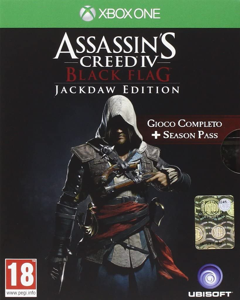 Assassins Creed IV: Jackdaw Edition [Importación Italiana ...