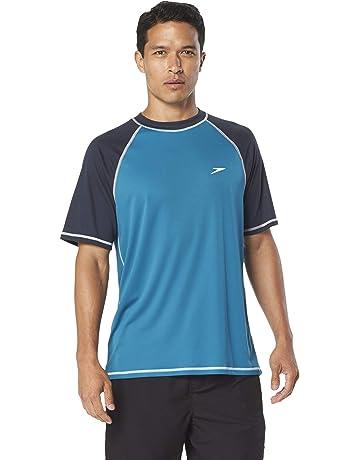 d8997544aa1cc Speedo Easy Short Sleeve Swim Shirt