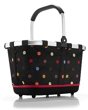 Reisenthel carrybag 2 Einkaufskorb Tasche Korb dots Punkte BL7009S