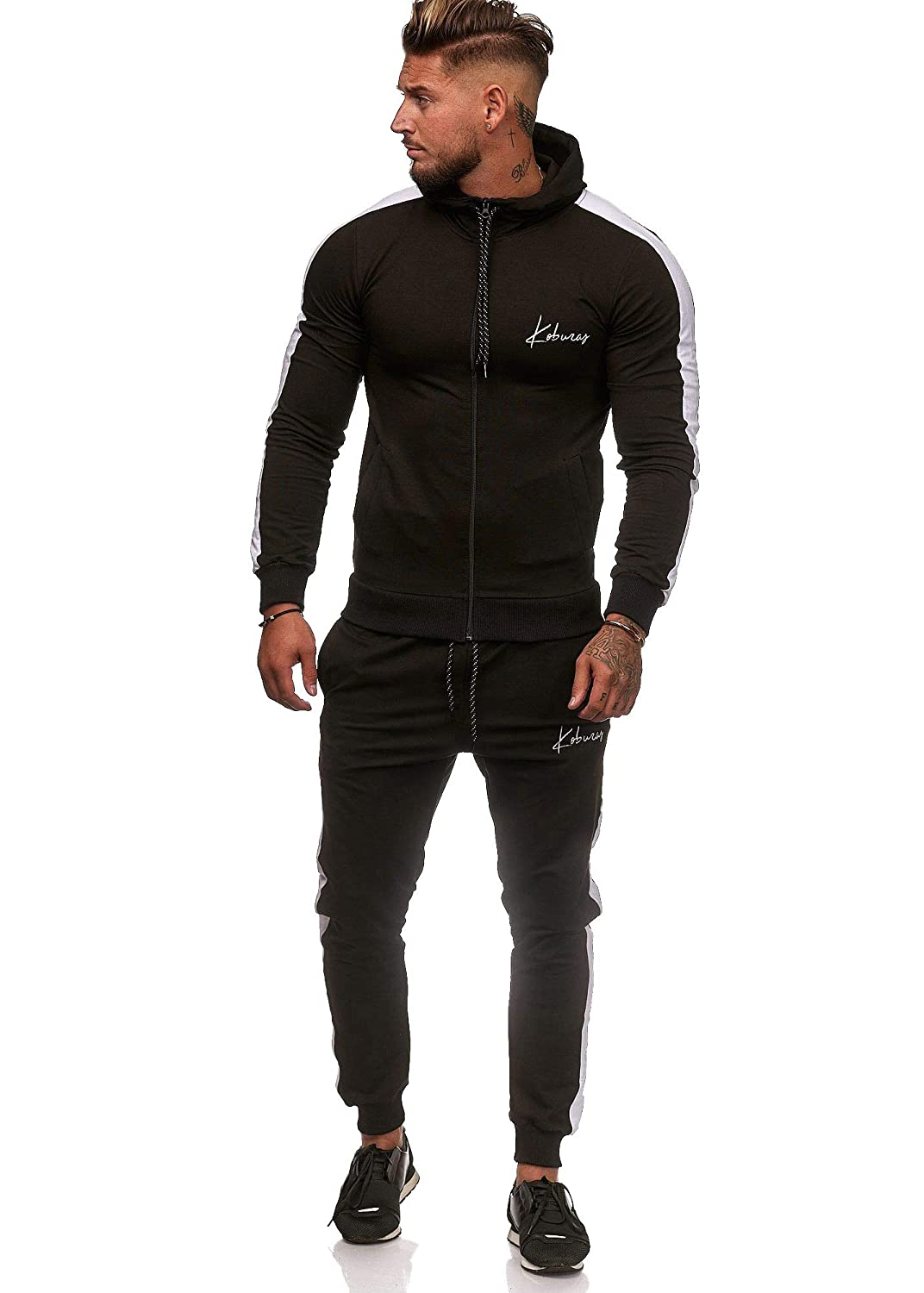 asics mens track suit