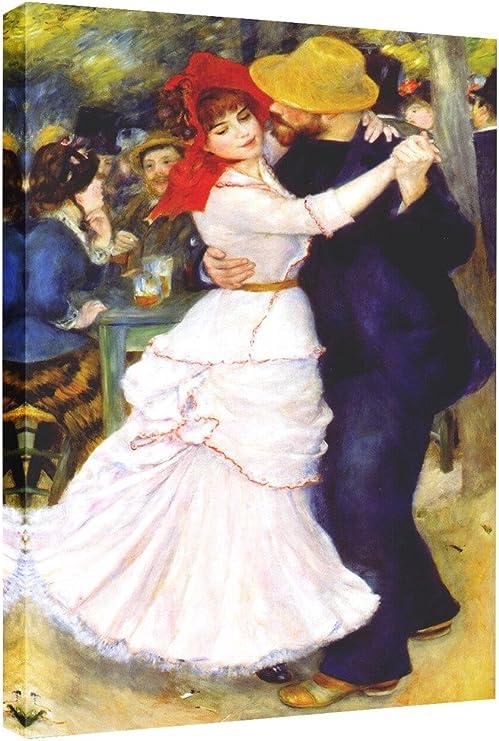 Ballet Dancer by Pierre-Auguste Renoir Giclee Fine ArtPrint Repro on Canvas