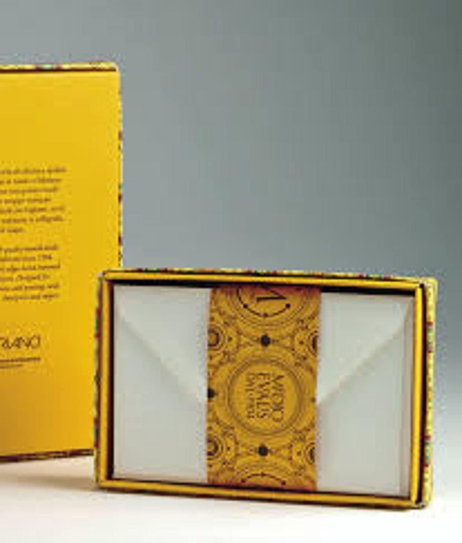 20 Fabriano de pared para construcción juego de tarjetas con Medioevalis 8,5 protector higienizador de colchón 13 cm juego de sobres Compatible con 208SE